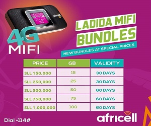 Africell SL