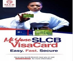 SLCB ONLINE BANKING