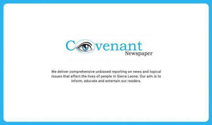 Covenant Newspaper